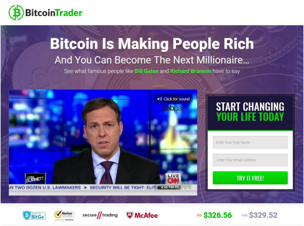 bitcoin trader andrew forrest